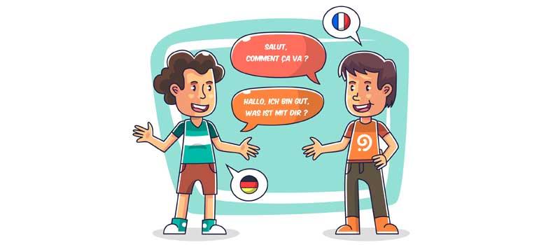 تکنیک های یادگیری زبان فرانسه