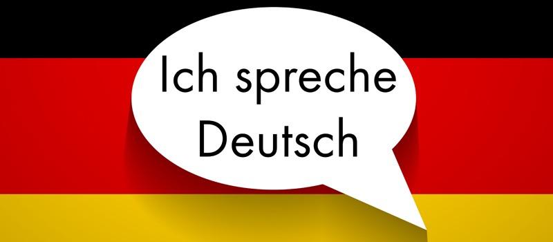 تاریخچه زبان آلمانی