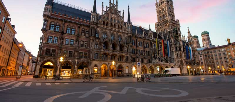 برترین جاذبه های گردشگری آلمان