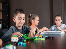 آموزش زبان خارجی به کودکان