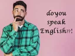 لغات در یادگیری زبان انگلیسی