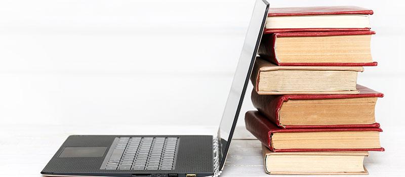 با یادگیری زبان آنلاین در وقت و هزینه صرفه جویی می شود
