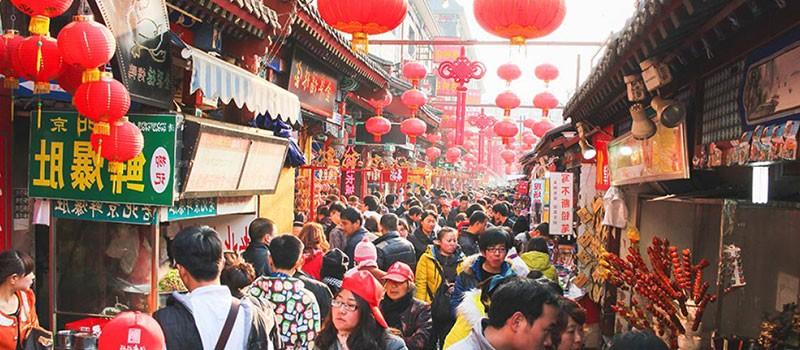 آداب و رسوم کشور چین