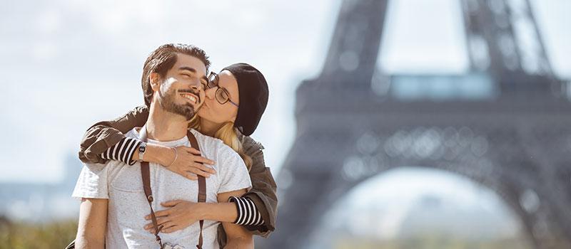 اصطلاحات عاشقانه زبان فرانسه