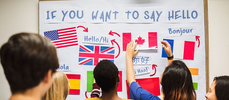 اهمیت یادگیری زبان دوم برای مهاجرت