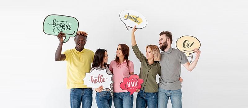 مزیت های یادگیری زبان دوم
