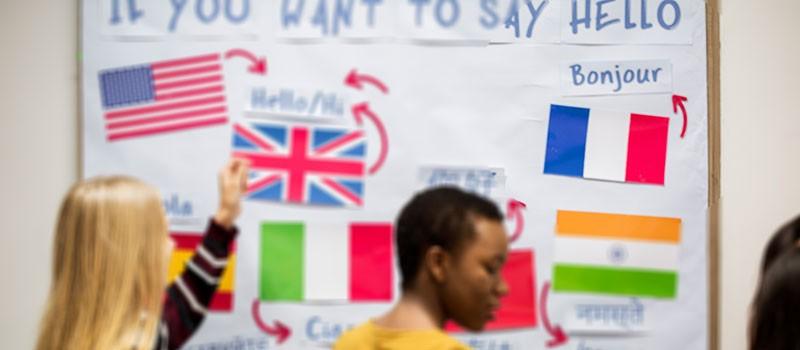 اهداف گوناگون برای یادگیری زبان فرانسه