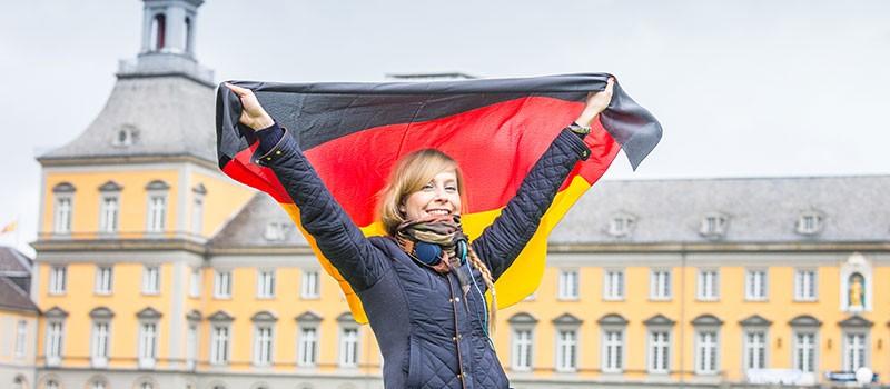 زبان آلمانی را به راحتی بیاموزید