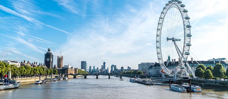مکان های دیدنی و جذاب انگلستان