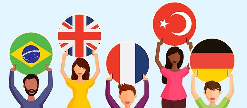 چرا باید چند زبان مختلف یاد بگیریم؟