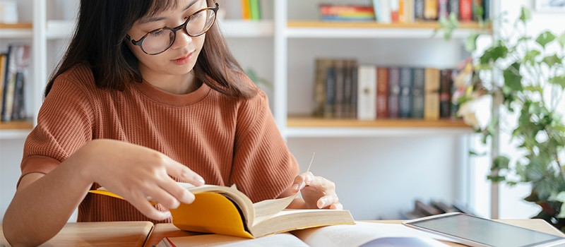 تقویت مهارت خواندن در انگلیسی