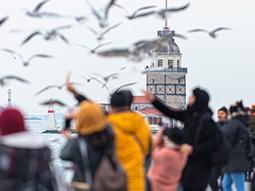 آداب و رسوم ترکیه و دسر مرغ
