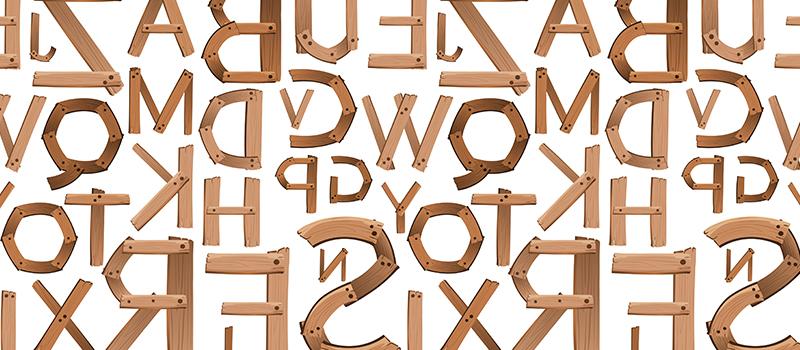 رازهایی درباره حروف الفبای زبان انگلیسی