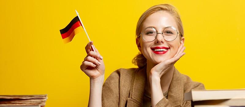 یادگیری الفبای زبان آلمانی